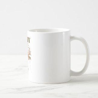 Army Wife Sillouette Coffee Mug