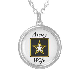 army wife star necklace