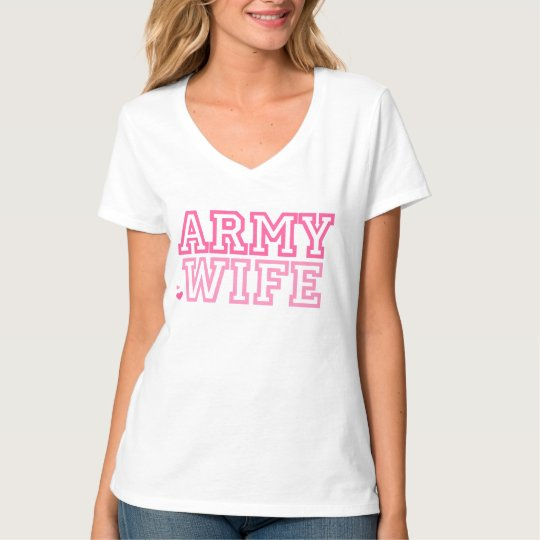 Army Wife T-Shirt