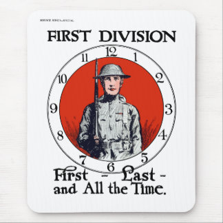 Army -- WWI Mouse Pad