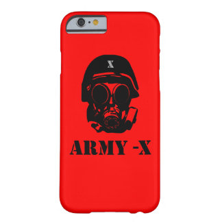 Army X Barely There iPhone 6 Case