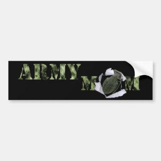 armymombump copy bumper sticker