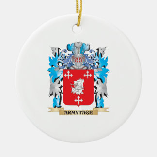 Armytage Coat Of Arms Christmas Ornaments