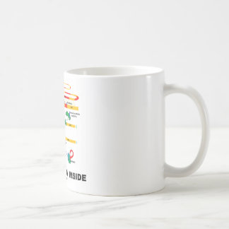 ARN maduro dentro Taza De Café