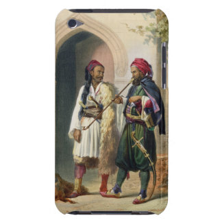 Arnaout and Osmanli Soldiers in Alexandria, illust iPod Touch Cases
