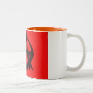 ARNARCHY Two-Tone COFFEE MUG