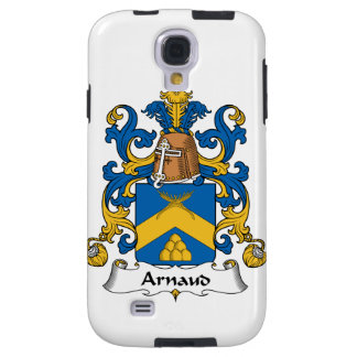 Arnaud Family Crest Galaxy S4 Case