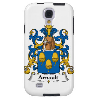 Arnault Family Crest Galaxy S4 Case