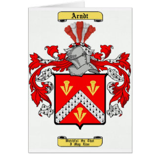 arndt card