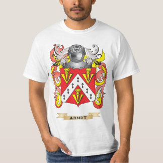 Arndt Coat of Arms (Family Crest) T-Shirt