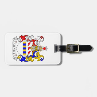 Arney Coat of Arms Tag For Bags