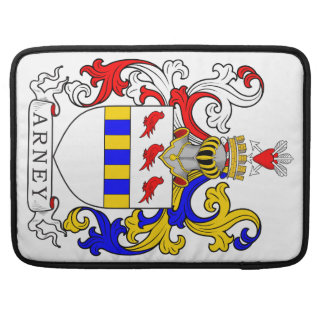 Arney Coat of Arms Sleeve For MacBook Pro