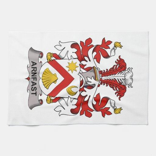 Arnfast Family Crest Towel