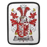 Arnfeld Family Crest Sleeves For iPads