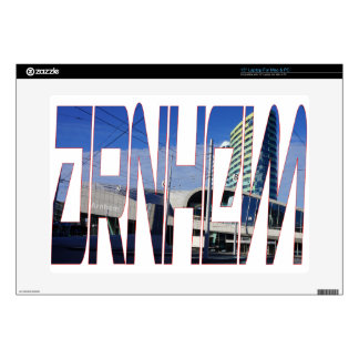 Arnhem, the Netherlands Laptop Decal