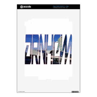Arnhem, the Netherlands Skins For iPad 2
