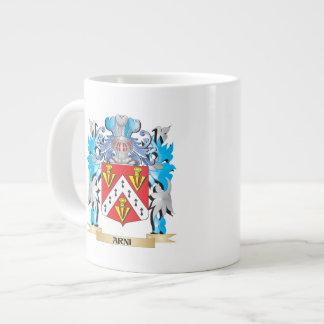 Arni Coat Of Arms Extra Large Mugs