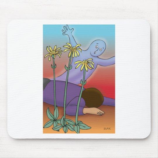 Arnica Mouse Pad