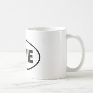 ARNIE CLASSIC WHITE COFFEE MUG