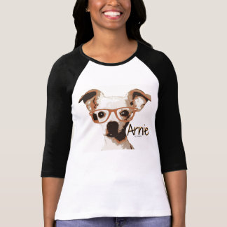 Arnie the Chihuahua ladies T! Shirt