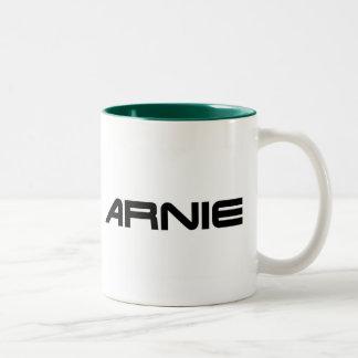 Arnie Two-Tone Coffee Mug