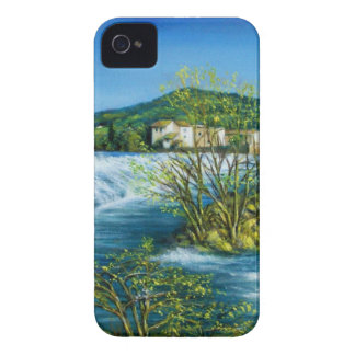 ARNO RIVER AT ROVEZZANO Florence Italy Blackberry Bold Covers