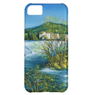 ARNO RIVER AT ROVEZZANO Florence Italy iPhone 5C Cover