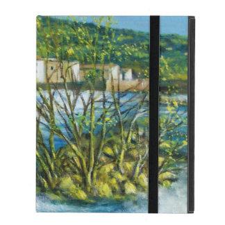 ARNO RIVER AT ROVEZZANO Florence Italy iPad Covers