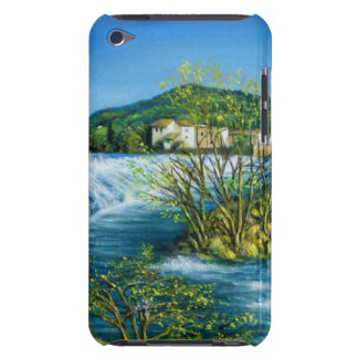 ARNO RIVER AT ROVEZZANO Florence Italy iPod Touch Case-Mate Case