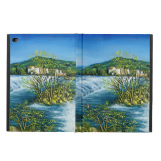 ARNO RIVER AT ROVEZZANO Florence Italy Powis iPad Air 2 Case