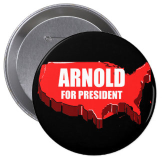 ARNOLD 2012 PINBACK BUTTONS