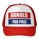 ARNOLD 2012 TRUCKER HAT