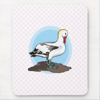 Arnold Albatross Mouse Pad