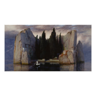Arnold Böcklin - la isla de los muertos Impresiones