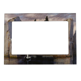Arnold Böcklin - The Isle of the Dead Magnetic Photo Frame