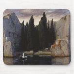 Arnold Böcklin - The Isle of the Dead Mousepad
