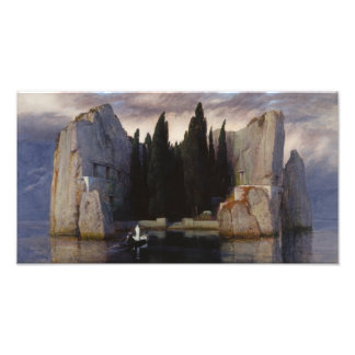 Arnold Böcklin - The Isle of the Dead Photo Print