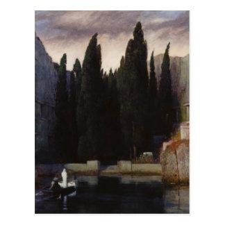 Arnold Böcklin - The Isle of the Dead Post Card