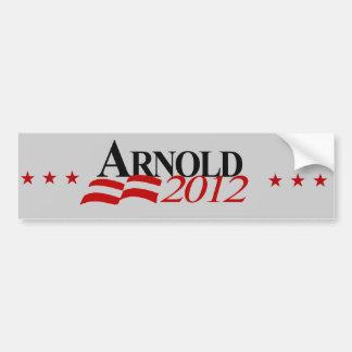 Arnold Bumper Sticker
