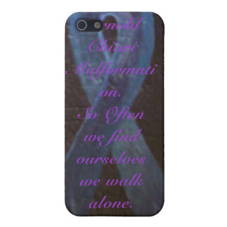 Arnold Chiari Awareness iPhone SE/5/5s Cover