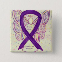 Arnold-Chiari Malformation Awareness Ribbon Pin