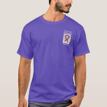 Arnold-Chiari Malformation Awareness Ribbon Tee