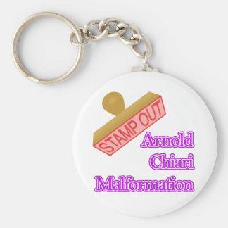 Arnold Chiari Malformation Keychain