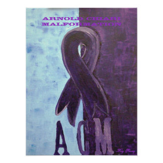 ARNOLD CHIARI MALFORMATION POSTERS