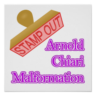 Arnold Chiari Malformation Poster