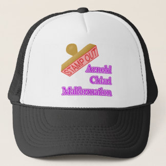 Arnold Chiari Malformation Trucker Hat