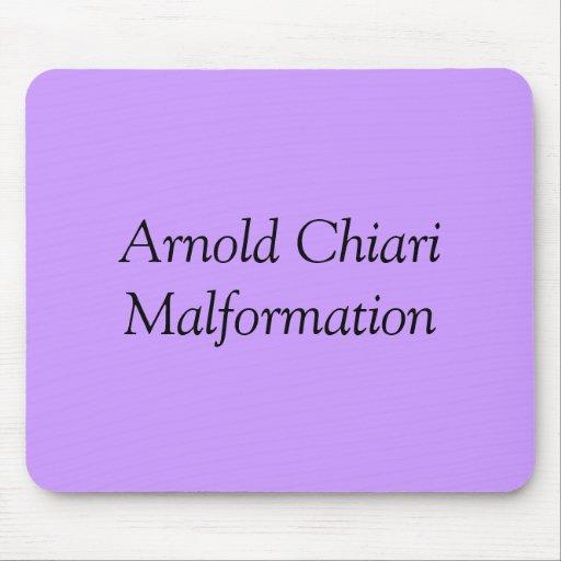 Arnold ChiariMalformation Alfombrillas De Ratón