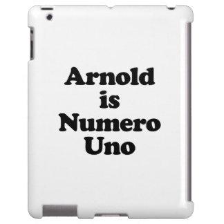 Arnold es Uno de Numero Funda Para iPad