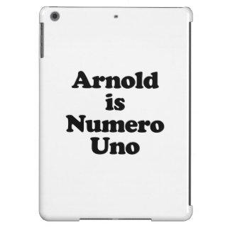 Arnold es Uno de Numero Funda Para iPad Air