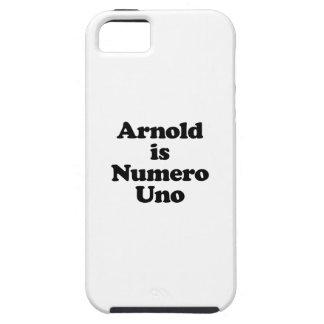 Arnold es Uno de Numero iPhone 5 Carcasa
